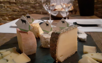 Atelier Vins blancs & fromages